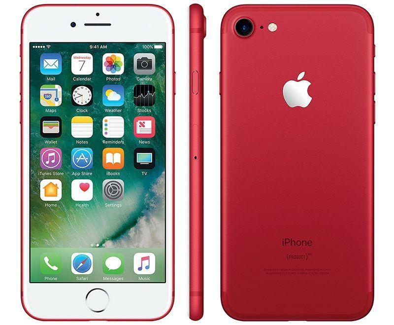 Apple iPhone 7 128GB LTE Red