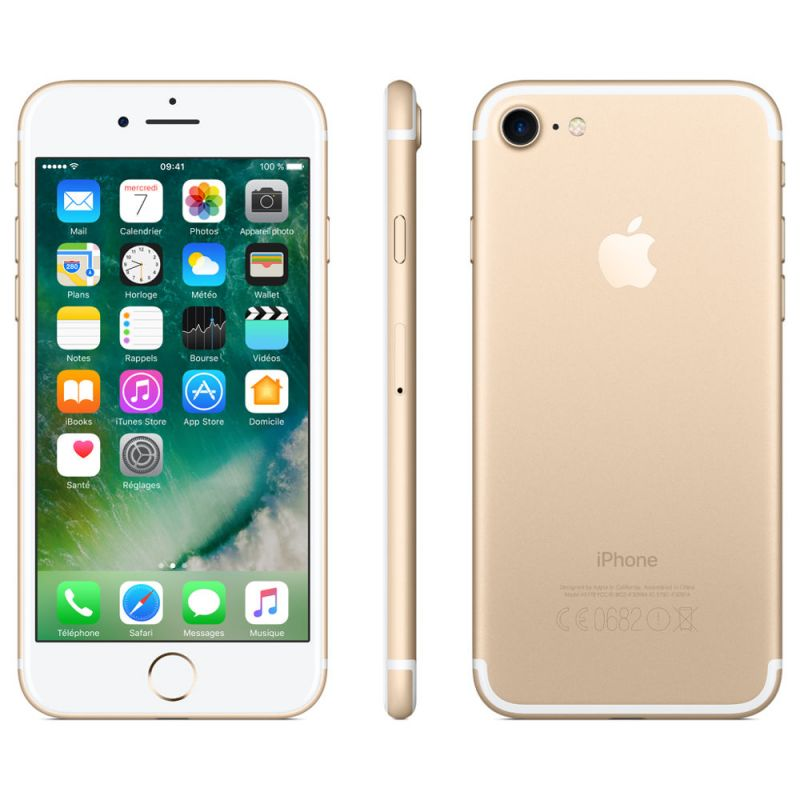 Apple iPhone 7 256GB LTE Gold с Touch ID