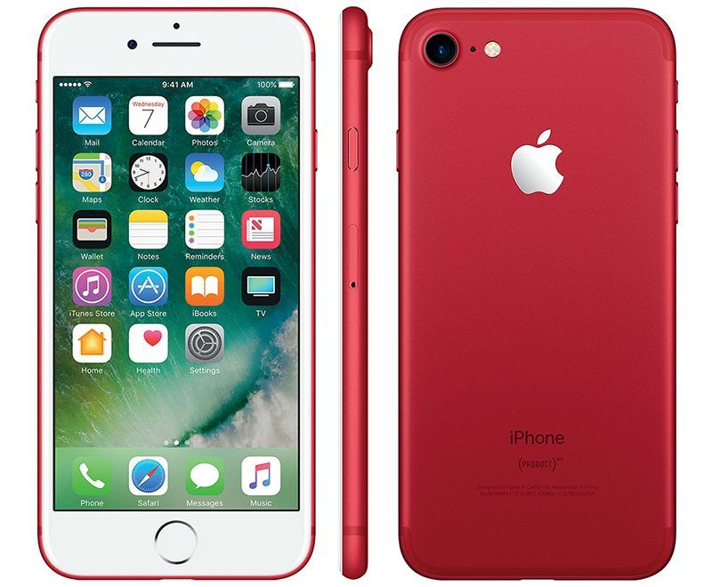 Apple iPhone 7 256GB LTE Red