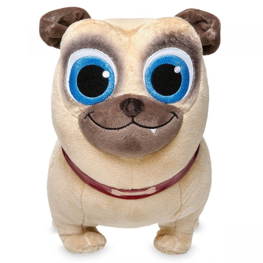 Щенок Ролли собака мопс Дисней - Дружные мопсы