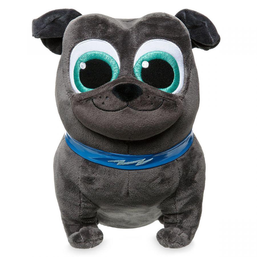 Щенок Бинго собака мопс Дисней - Дружные мопсы