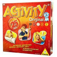 Настольная игра Activity 2 «Юбилейное издание»