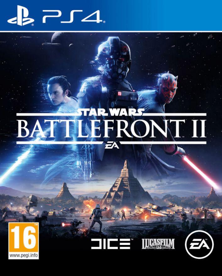 Игра Star Wars Battlefront II (PS4, русские субтитры)