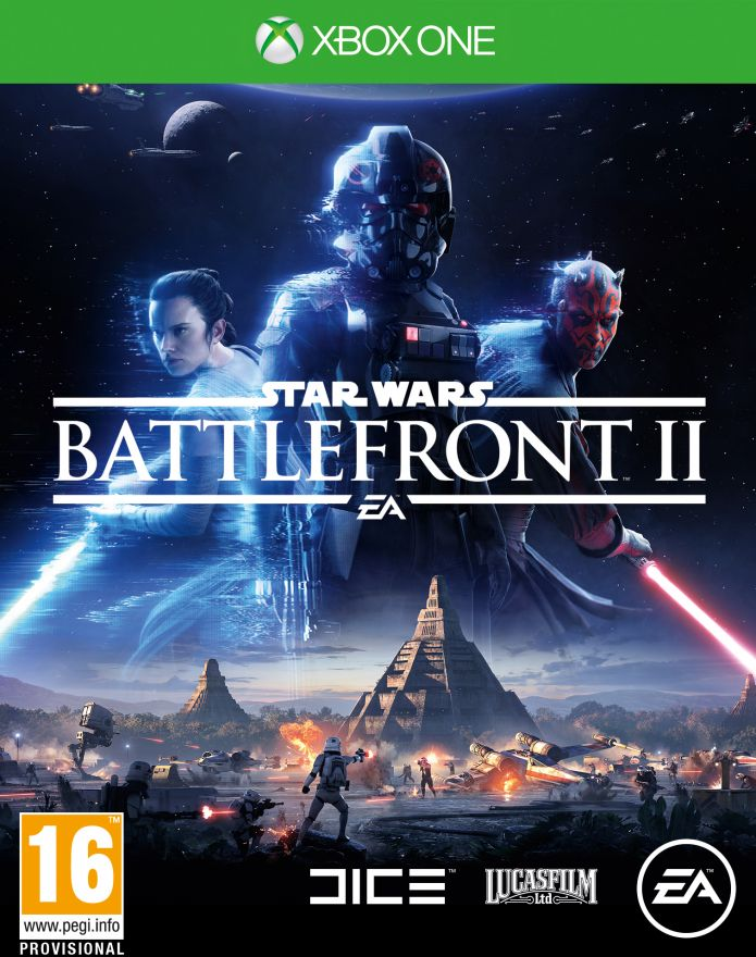Игра Star Wars Battlefront II (Xbox One, русские субтитры)
