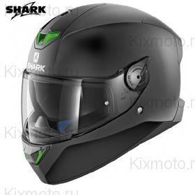 Шлем Shark Skwal 2 Blank, Черный Матовый
