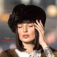 Меховая норковая кубанка купить в Москве фото