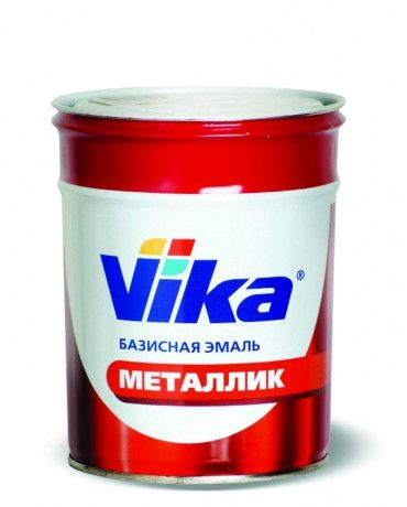Vika (Вика) Toyota Black 202, базовая эмаль, 900мл.