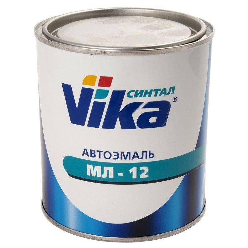 Vika Чёрная, эмаль МЛ-12, 800мл.