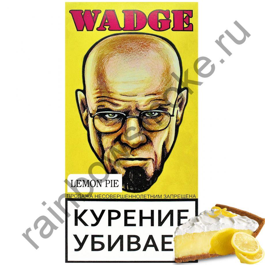 Wadge 100 гр - Lemon Pie (Лимонный Пирог)