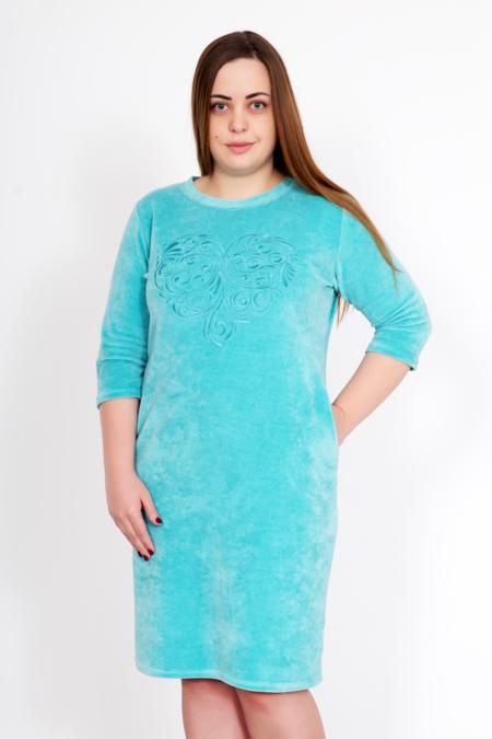 "Платье ""Аврелия-голубой"""