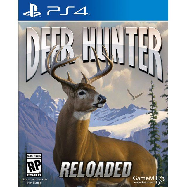Игра Deer Hunter Reloaded (PS4)