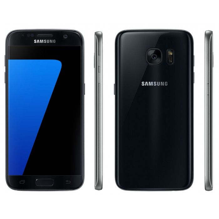 Смартфон Samsung Galaxy S7 Edge (DUOS) 32Gb LTE Black