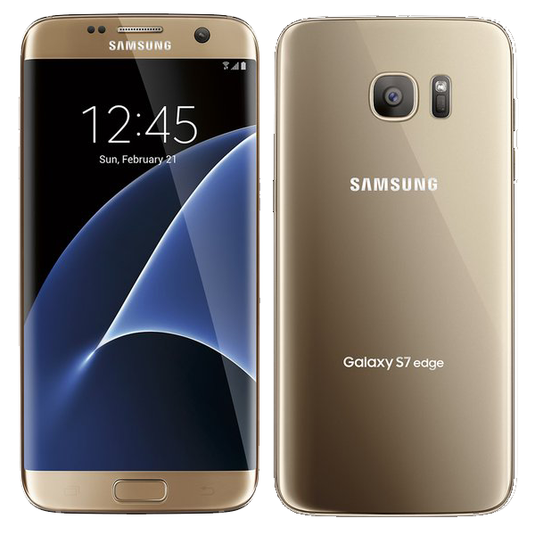 Смартфон Samsung Galaxy S7 Edge (DUOS) 32Gb LTE Gold