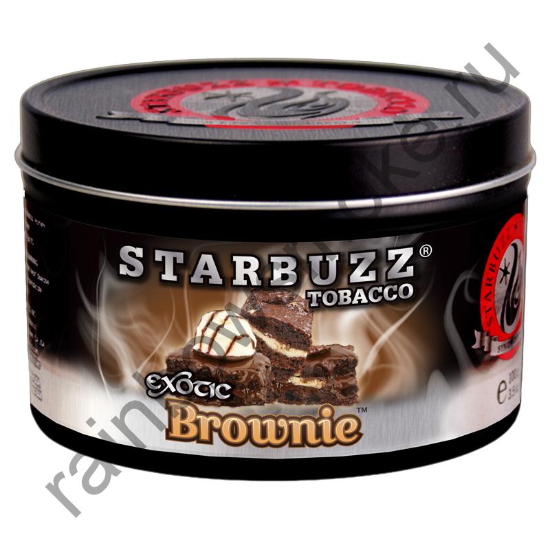 Starbuzz Bold 250 гр - Brownie (Пирожное)