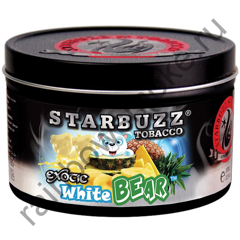 Starbuzz Bold 250 гр - White Bear (Белые Мишки)