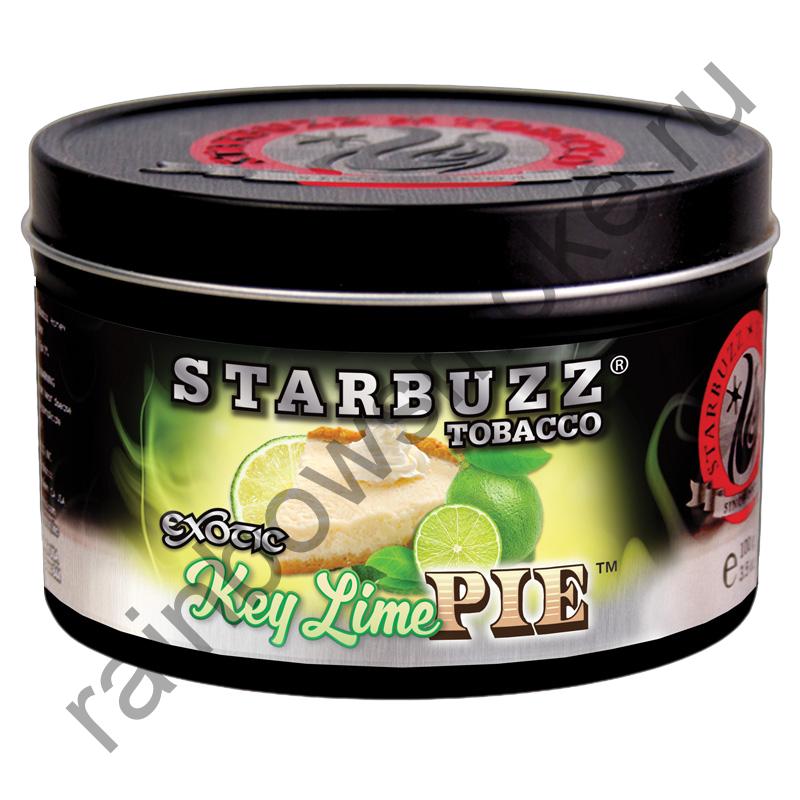 Starbuzz Bold 250 гр - Key Lime Pie (Пирог с лаймом)