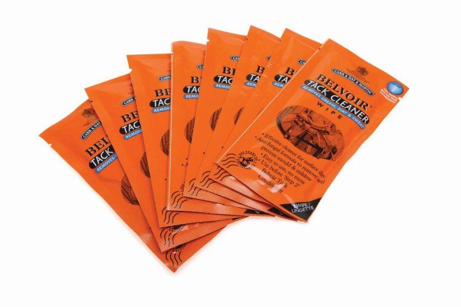Очищающие салфетки для кожи 15 шт BELVOIR. Carr&Day&Martin.