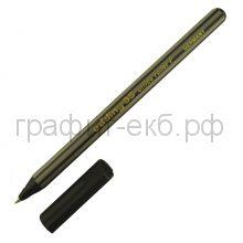 Ручка-роллер Edding 0.5мм черная 85