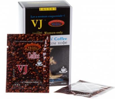 Vj возбуждающий кофе с афродизиаком