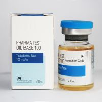 PHARMA TEST 100 OIL BASE купить