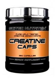 SCITEC NUTRITION Creatine 250 кап