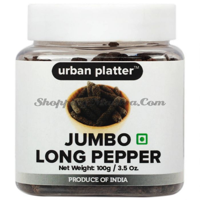 Длинный перец Пиппали (плод целый) Урбан Платтер | Urban Platter Whole Long Pepper