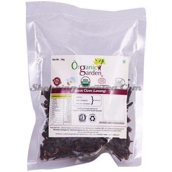 Гвоздика (бутоны цельные) Органик Гарден | Organic Garden Organic Clove (Lavang Whole)