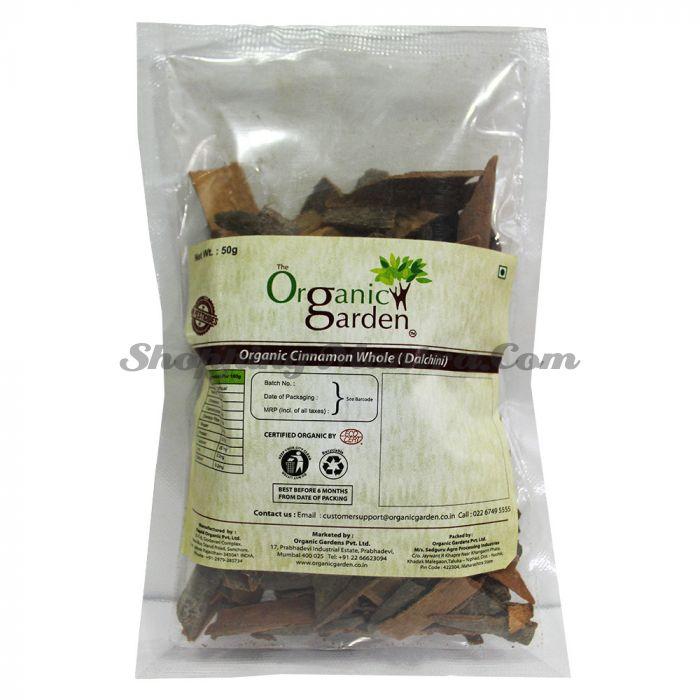 Корица (цельная) Органик Гарден   Organic Garden Organic Cinnamon Whole (Dalchini)