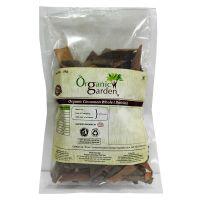 Корица (цельная) Органик Гарден | Organic Garden Organic Cinnamon Whole (Dalchini)