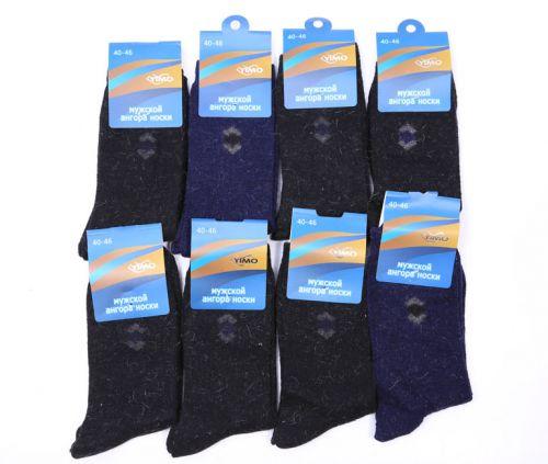 Мужские носки ангора 42-48 АН001