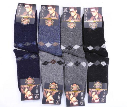 Мужские носки ангора 42-48