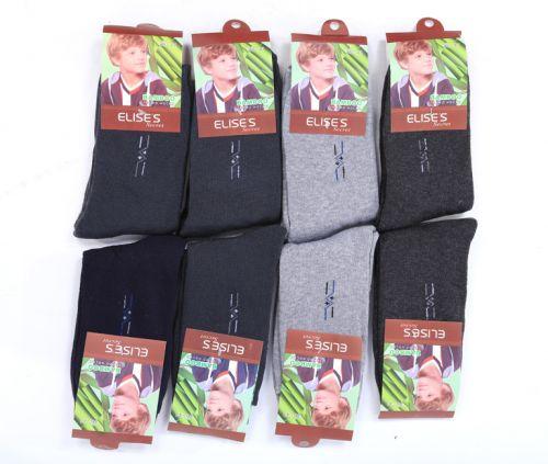 Носки подростковые махровые( мин.заказ-3 уп)-30руб