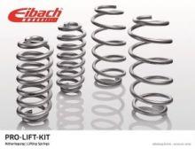 Пружины подвески, Eibach Pro-Lift-Kit, завышение на 3см