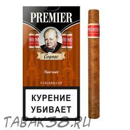"""Сигариллы PREMIER """"Cognac"""""""