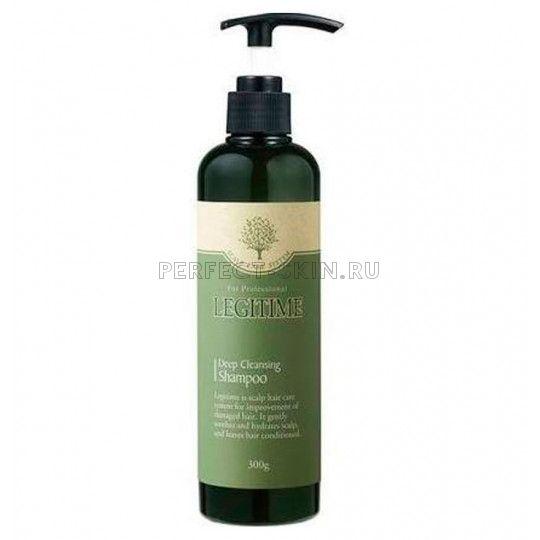 Welcos Mugens Legitime Deep Cleansing Shampoo