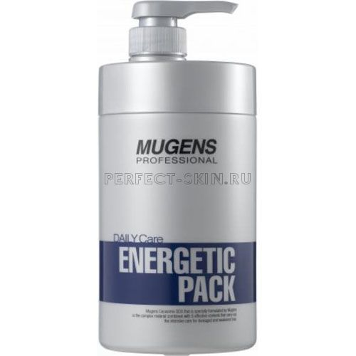 Welcos Mugens Energetic Hair Pack 1000g