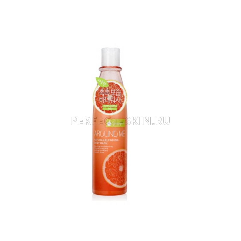 Welcos Around Me Natural Blending Body Wash