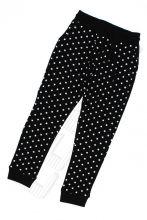 Штаны для девочки трикотажные с начесом