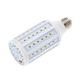 Светодиодная лампа Е27 кукуруза 20W 80 LED теплый белый