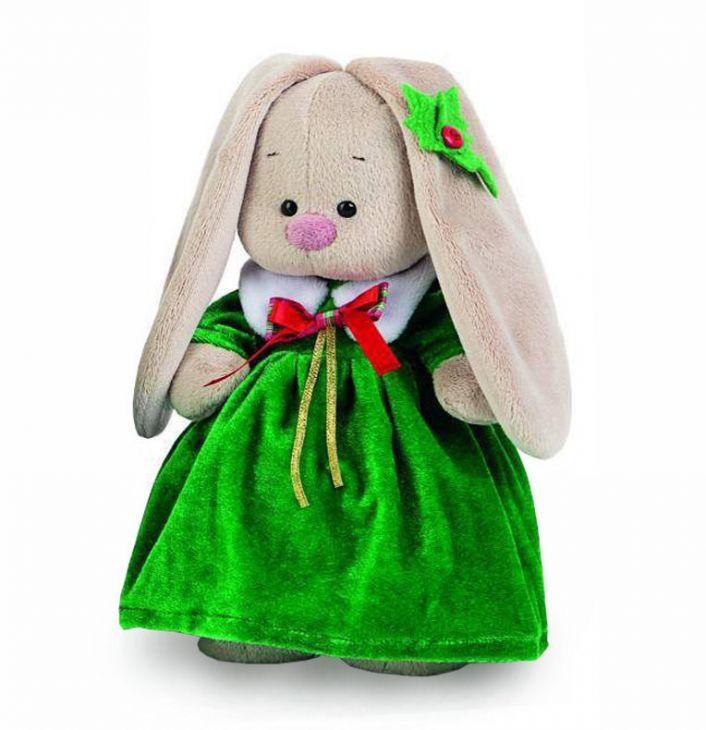 Зайка Ми в рождественском платье StM-157