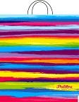 Пакет 38*42/40мкм ПНД с петлевой ручкой ПАЛИТРА /25 шт в уп/ ПРОДАЕТСЯ УПАКОВКОЙ!