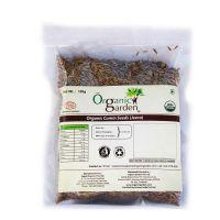 Зира (кумин) зерна Органик Гарден | Organic Garden Organic Whole Cumin Seeds (Jeera)