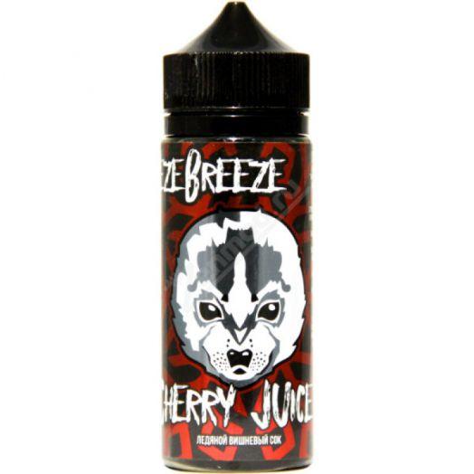 Жидкость FREEZE BREEZE 120 мл Cherry Luice 3 мг/мл