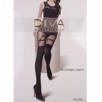 "Колготки женские ""Diva Роза"" 380D"