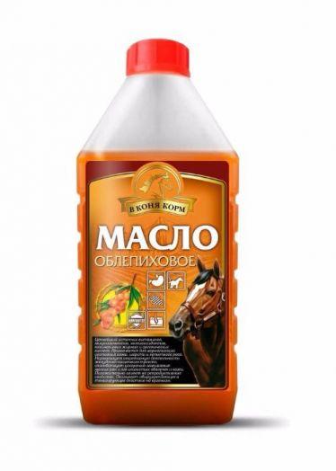 "Облепиховое масло ""в коня корм"" 1 литр"