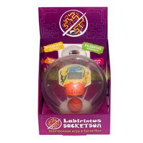 Развивающая игрушка 3D Лабиринтус Баскетбол (15 см)