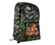 Рюкзак камуфляжно-оранжевый Adidas Basic Backpack Camo ADIACC093CK