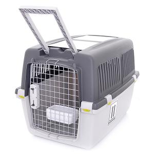 Переноска д/авиаперевозок Stefanplast Gulliver 4 IATA до 18кг 71х51х50см без колес для кошек и собак