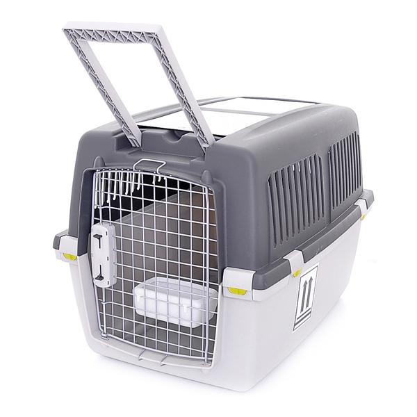Переноска д/авиаперевозок Stefanplast Gulliver 5 IATA до 30кг 81х61х60см без колес для кошек и собак