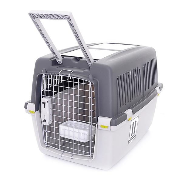Переноска д/авиаперевозок Stefanplast Gulliver 6 IATA до 40кг 92х64х66см без колес для кошек и собак